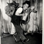 George Wilson - a one man band, from 1955