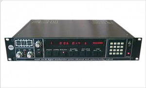 AMS RMX-16 digital reverberation unit