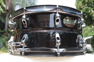 Yamaha Mike Bordin signature snare drum