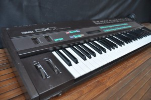 Yamaha DX7 determined the eighties