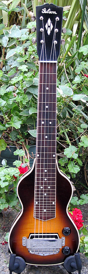 Gibson EH150 lap steel 1937