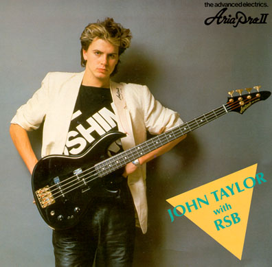 John Taylor's isolated bass line