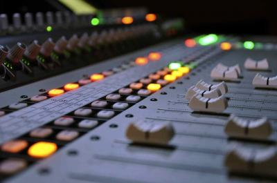 sounding professionally on a mixing console