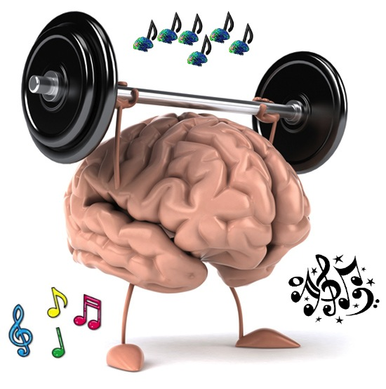 learning process of music