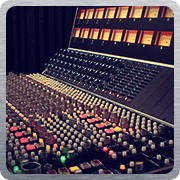 API mixing console - a great tool for the audio engineer