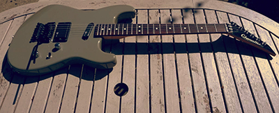 electric guitar has a main role in our online rock music mastering and mixing activity