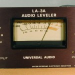 LA3A compressor - great for vocal compression