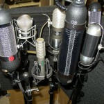 dull ribbons or bright condensers? - it's not the microphone