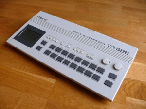 authoritative time - Roland drum machine