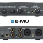 E-MU did it right with the Tracker Pre - a great audio interface (USB 2.0)