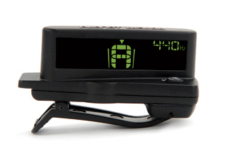 Planet Waves PW-CT-10 headstock clip-on tuner