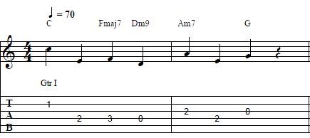 repetition - melody resolved - part 01