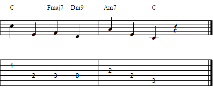 repetition - melody resolved - part 02
