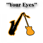 "Jazz fingerstyle guitar & TAB - ""Your Eyes"""