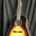 Recording King RAJ-16 - review of a fine slope shoulder dreadnought acoustic guitar