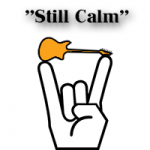 "Pop rock fingerstyle + TAB, guitar and bass backing tracks - ""Still Calm"""
