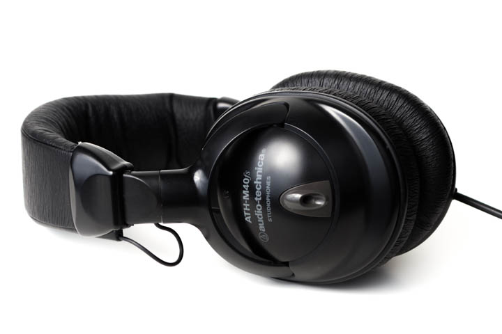 Audio-Technica ATH-M40fs headphones review
