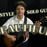 """Beautiful"" - Solo Jazz Bluegrass Fingerstyle Acoustic Guitar"
