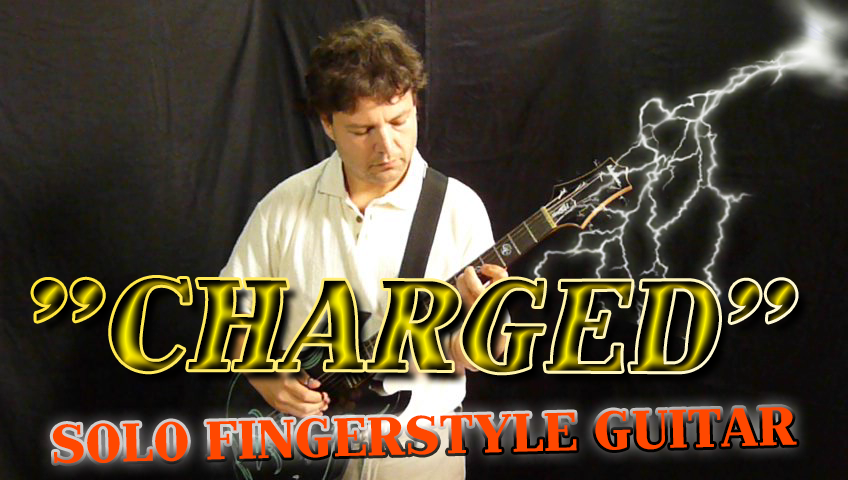 charged - solo fingerstyle guitar