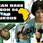 African Soukous Bass Lesson 04 + TAB & Sebene