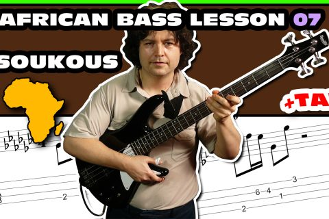 african sebene soukous bass lesson tab download 07