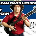 melodic west african bass lesson assouf + tab 08