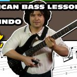african kanindo bass lesson with tab kenyan 09