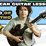 african famo guitar lesson lesotho 17