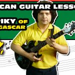 tsapiky african malagasy guitar lesson with tab 20