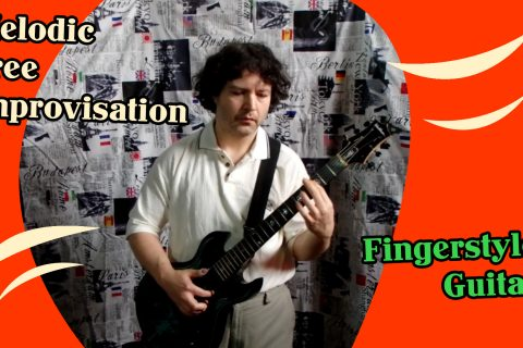 free improvisation guitar 13