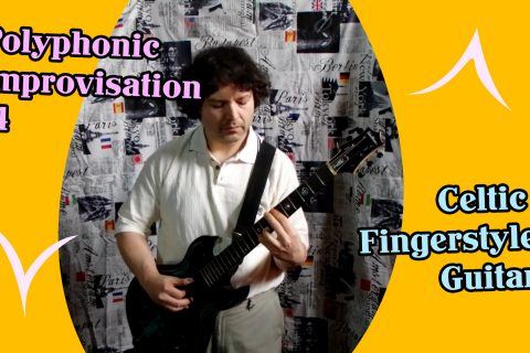 celtic polyphonic guitar improvisation fingerstyle